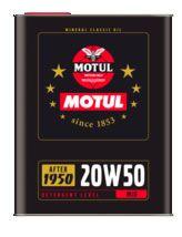 MOTUL 20W50 Classic 1950 1970