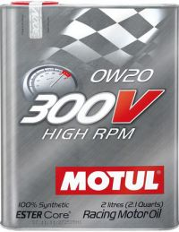 MOTUL 300V High RPM 0W20