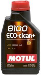 MOTUL 8100 Eco clean 5W30