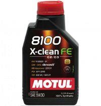 MOTUL 8100 X clean FE