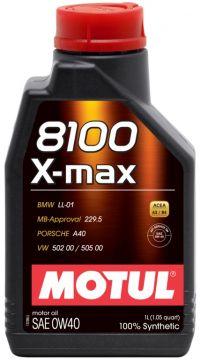 MOTUL 8100 X max 0W40