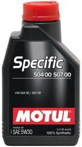 MOTUL Specific 504 00 507 00 5W30