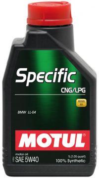 MOTUL Specific CNG LPG 5W40