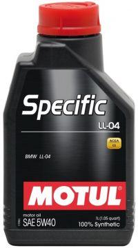 MOTUL Specific LL 04 5W40