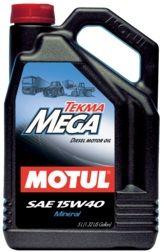 MOTUL Tekma Mega 15W40