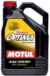 MOTUL Tekma Optima 5W30